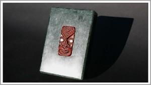 Tiki Frame Granite