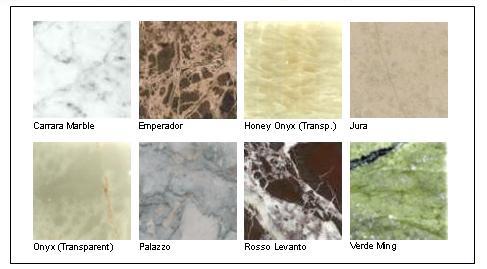 Stonesamples Marble