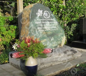 headstone amphibolite
