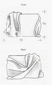 Tombastone Cloak