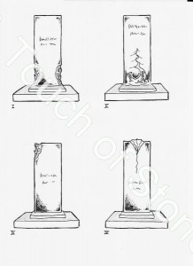 monument design for lakeshore