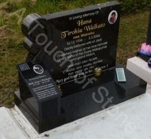 Headstone Urn Box