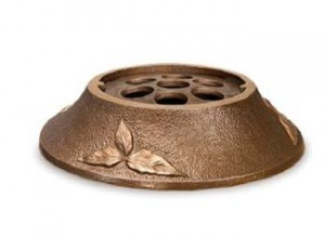Bronze Vase Ring