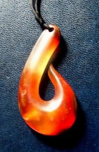 Carnelian Carving