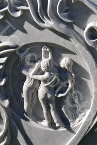 Art Noveau Stone