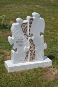 Headstone Complete