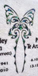 Paua Butterfly