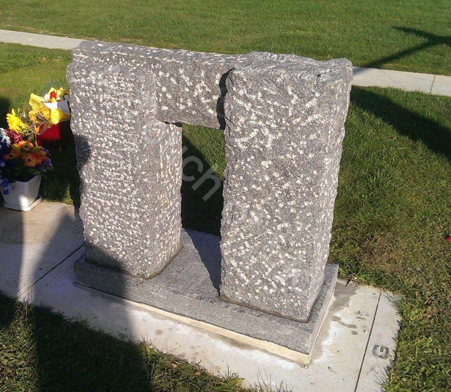 Headstone Burden of Maui