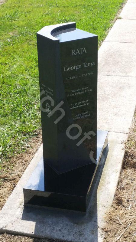 Headstone Underneath