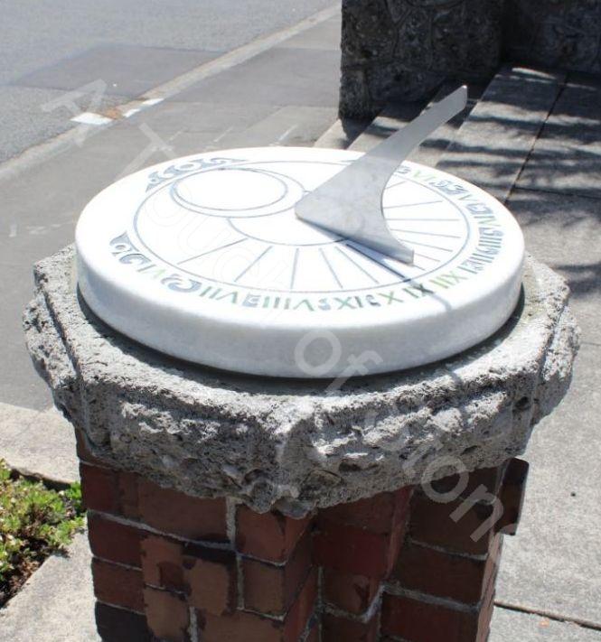 Sculpting Sundial