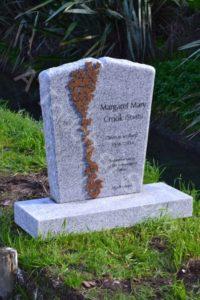 Headstone-ivy-grey-granite